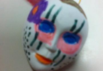 OPB 1 Delavnica izdelovanja pustnih mask