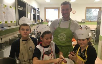 Dan slovenske hrane na podružnici