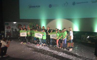 Naša šola je letošnji zmagovalec Varno na kolesu
