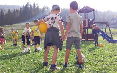 Sodelujemo z lokalnimi športnimi društvi