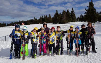 Zimska šola v naravi, Gorenje – Rogla 2018, 2. dan
