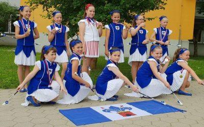 Moravške Lilije na državnem tekmovanju v Brežicah