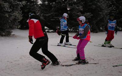 Zimska šola v naravi, Gorenje 2019, 2. dan