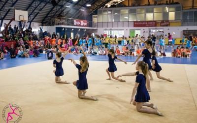 Področno tekmovanje v ritmični gimnastiki