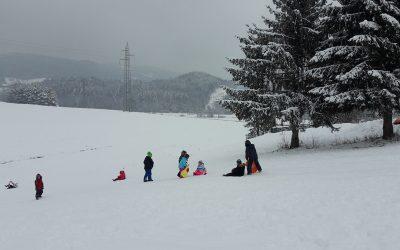 Sneg, sneg, sneg…