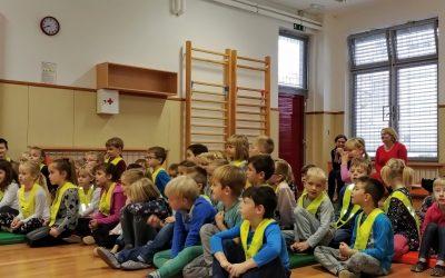 Sprejem prvošolcev v Šolsko skupnost